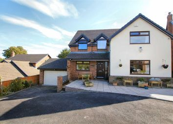 Thumbnail 4 bed detached house for sale in Coed Y Fron, Holywell, Flintshire