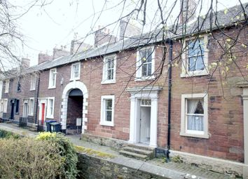 Thumbnail 3 bed terraced house for sale in Proctors Row, Wigton, Cumbria