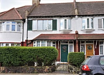 Thumbnail 3 bed terraced house for sale in Hazelwood Lane, London