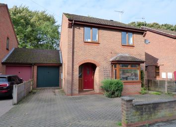 Thumbnail 3 bed link-detached house for sale in Eastfield Road, Louth