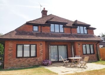 Thumbnail 4 bed property to rent in The Street, Nutbourne, Pulborough