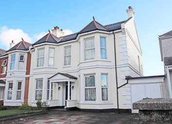 Thumbnail 5 bed semi-detached house for sale in Milehouse Road, Milehouse, Plymouth