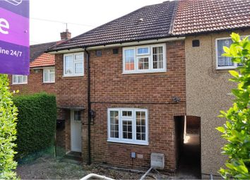 Thumbnail 3 bedroom terraced house for sale in Hall Mead, Letchworth Garden City