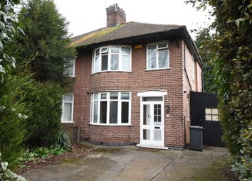 Thumbnail 3 bed semi-detached house for sale in Queens Road East, Beeston
