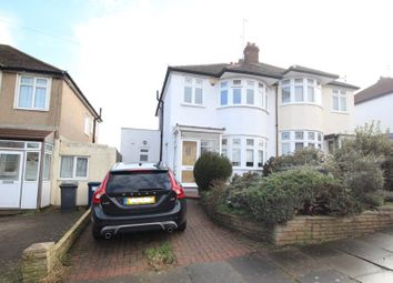 Thumbnail 3 bed semi-detached house for sale in Chetwynd Avenue, East Barnet, Barnet