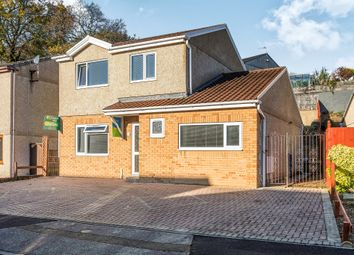 Thumbnail 3 bed detached house for sale in Stratton Way, Neath Abbey, Neath