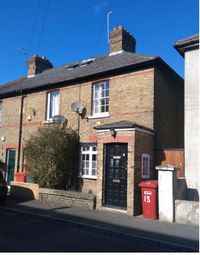 Thumbnail 2 bed terraced house to rent in Hillside, Slough