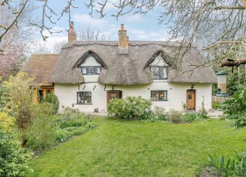 Thumbnail 3 bed detached house for sale in Ilges Lane, Cholsey, Wallingford, Oxfordshire