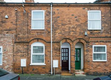 Thumbnail 2 bed terraced house to rent in Queen Street, Withernsea
