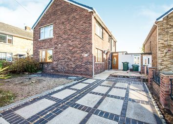 Thumbnail 2 bed flat for sale in Scott Crescent, Edenthorpe, Doncaster, South Yorkshire