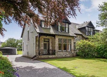 Thumbnail 4 bed semi-detached house for sale in Watt Road, Bridge Of Weir, Renfrewshire