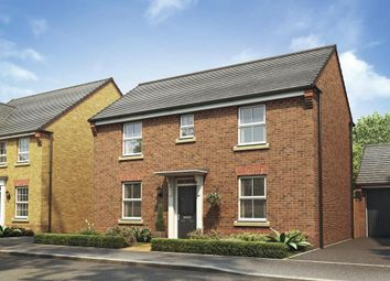 """Hadley"" at Stonnyland Drive, Lichfield WS13. 3 bed detached house for sale"