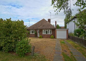 Thumbnail 4 bed detached bungalow for sale in Cambridge Road, Great Shelford, Cambridge
