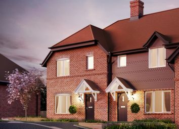 Thumbnail 2 bed end terrace house for sale in Maygate Place, Medstead, Alton, Hampshire