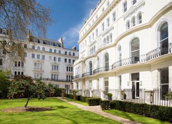 Thumbnail 1 bed flat for sale in Garden House, Kensington Garden Square, London