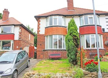 Thumbnail 2 bed semi-detached house for sale in Hillside Gardens, Scarborough, North Yorkshire