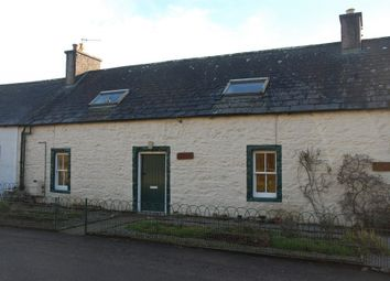 Thumbnail 2 bed cottage for sale in Spottes Cottage, 13 Laigh Raw, Haugh Of Urr, Castle Douglas