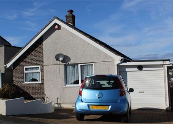 Thumbnail 3 bedroom detached bungalow for sale in Belle Vue Rise, Plymouth, Devon