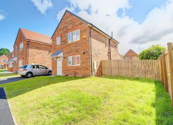 Thumbnail 3 bed detached house to rent in Juniper Drive, Newcastle Upon Tyne