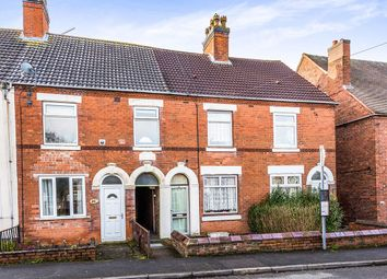Thumbnail 3 bed terraced house to rent in Gresley Wood Road, Church Gresley, Swadlincote