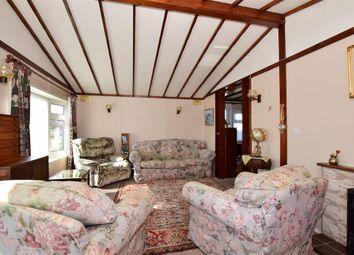 Thumbnail 2 bed mobile/park home for sale in Seasalter Road, Graveney, Faversham, Kent