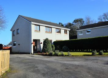 Thumbnail 3 bed semi-detached house for sale in 10 Aspen Place, Culloden, Inverness