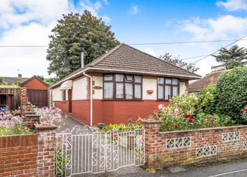 Thumbnail 2 bed detached bungalow for sale in Burns Road, Southampton