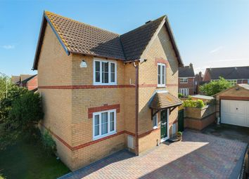 Thumbnail 3 bed detached house for sale in Magnolia Rise, Broomfield, Herne Bay, Kent
