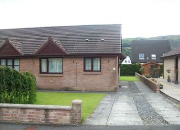 Thumbnail 2 bedroom property to rent in Tawe Park, Ystradgynlais, Swansea.