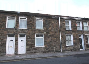 Thumbnail 3 bedroom terraced house for sale in Gwendoline Street, Treherbert, Treorchy