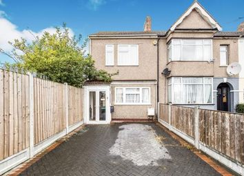 Thumbnail 3 bed end terrace house for sale in Ilford, Essex, United Kingdom