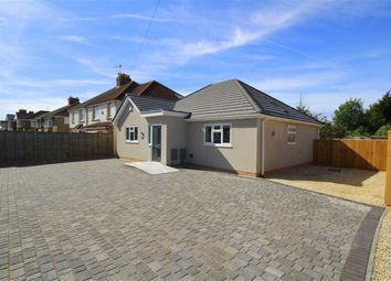 Thumbnail 2 bed detached bungalow for sale in Wanborough Road, Swindon, Wiltshire