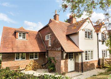 Pioneer Cottages, Smarts Hill, Penshurst, Tonbridge TN11. 3 bed semi-detached house