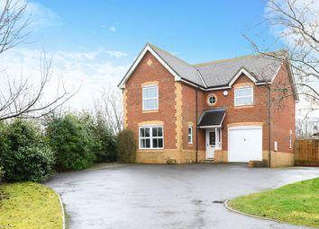 Thumbnail 4 bedroom detached house for sale in Firecrest Road, Gabriel Park, Basingstoke