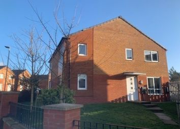 Thumbnail 3 bed property to rent in Wynne Close, Manchester