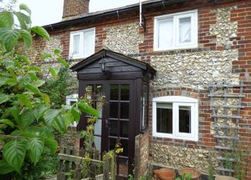 Thumbnail 2 bedroom terraced house to rent in Blackthorne Lane, Ballinger, Great Missenden
