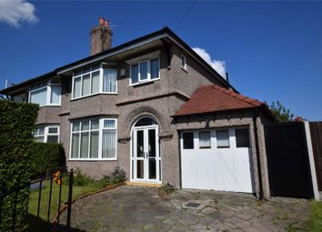 Thumbnail 3 bed semi-detached house for sale in Bedford Drive, Tranmere, Birkenhead