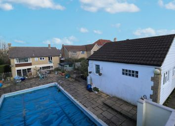 Thumbnail 4 bed detached house for sale in Sherborne Road, Yeovil