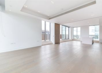 Thumbnail 4 bed flat for sale in Lillie Square, London