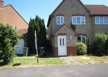 Thumbnail 3 bedroom semi-detached house to rent in The Bluebells, Bradley Stoke, Bristol