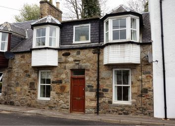 Thumbnail 2 bedroom terraced house for sale in Main Street Kirkmichael, Perth