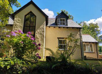 Thumbnail 4 bed detached house for sale in Cosheston, Pembroke Dock