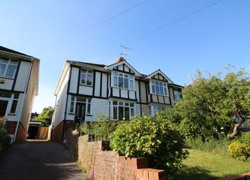 3 bed semi-detached house to rent in Honiton Road, Exeter EX1