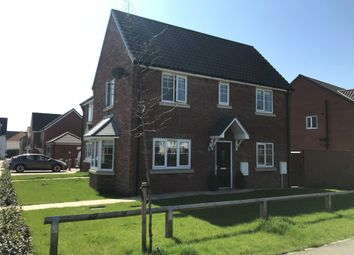 Thumbnail 3 bed semi-detached house for sale in Wilfred Owen Mews, Wymondham