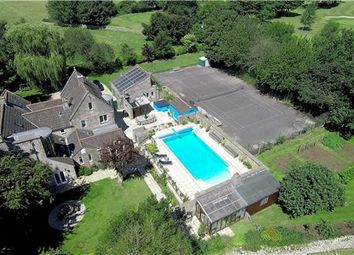 Thumbnail 7 bedroom detached house for sale in Ston Easton, Somerset
