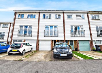 Thumbnail 4 bed detached house for sale in Elizabeth Street, Greenhithe, Kent