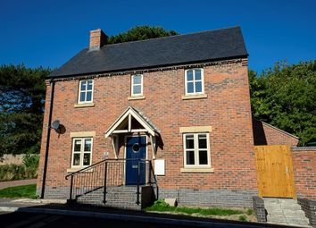 Thumbnail 3 bed detached house for sale in Ashton Drive, Enderby
