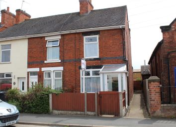 Thumbnail 3 bed end terrace house for sale in Scropton Road, Hatton, Derby