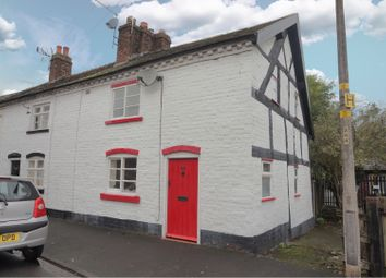 Thumbnail 2 bed end terrace house for sale in Noble Street, Wem, Shrewsbury