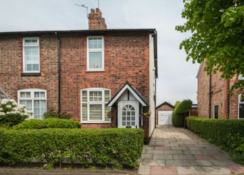 Thumbnail 3 bed semi-detached house for sale in Lime Grove, Timperley, Altrincham